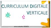 CURRICULUM DIGITALE VERTICALE