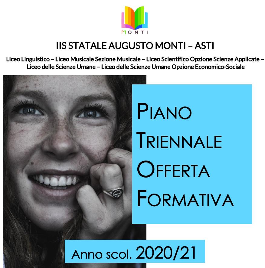 PIANO TRIENNALE OFFERTA FORMATIVA 2019/2022